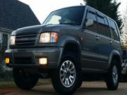 2001 isuzu Isuzu Trooper Limited Sport Utility 4-Door